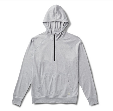 Ponto Performance 1/2 Zip Hoodie Platinum Heather *Please Call 949.877.6776 or Enter Info Below to Purchase