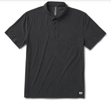 Strato Tech Polo Charcoal Heather *Please Call 949.877.6776 or Enter Info Below to Purchase