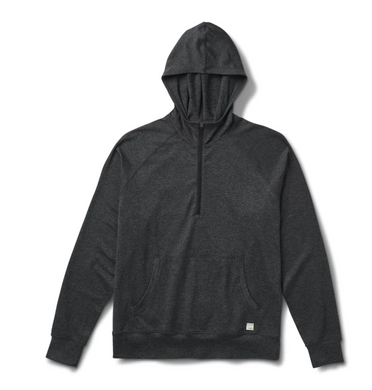 Ponto Performance 1/2 Zip Hoodie- Charcoal Heather *Please Call 949.877.6776 or Enter Info Below to Purchase