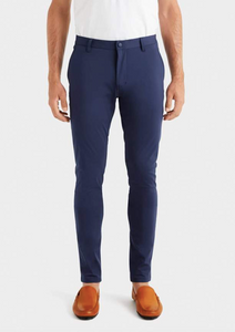 Commuter Pant Skinny-Navy