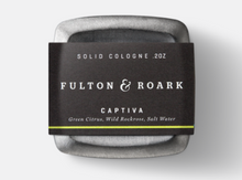 Load image into Gallery viewer, F&R SOLID COLOGNE