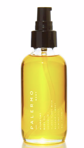 BB PALERMO HYDRATING BODY OIL - 4oz