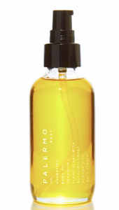 PALERMO HYDRATING BODY OIL - 4oz