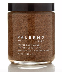 PALERMO COFFEE BODY SCRUB - Full Size