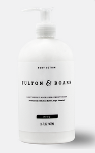 F&R BODY LOTION