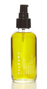 4oz. Repairing Body Oil