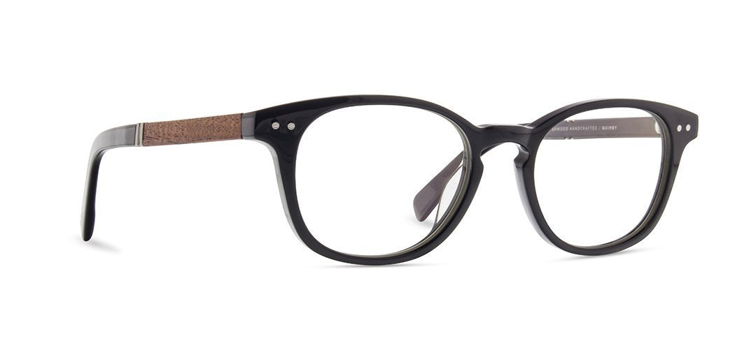 E SHWOOD RX - QUIMBY 50MM BLK / RX FRAME ONLY