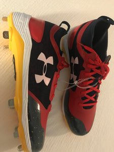 Under Armour Heater Mid Metal
