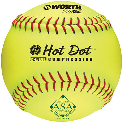 Worth Pro Hot Dot Slowpitch