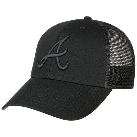 ATLANTA BRAVES TRUCKER CAP