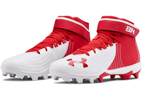 Under Armour - Harper 4 Mid Red