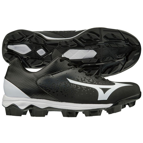 Mizuno Wave Select Nine JR Black