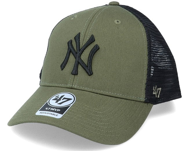 NEW YOR YANKEES TRUCKER CAP