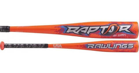 Rawlings US8R8 Raptor Bat 2 5/8 (-8)