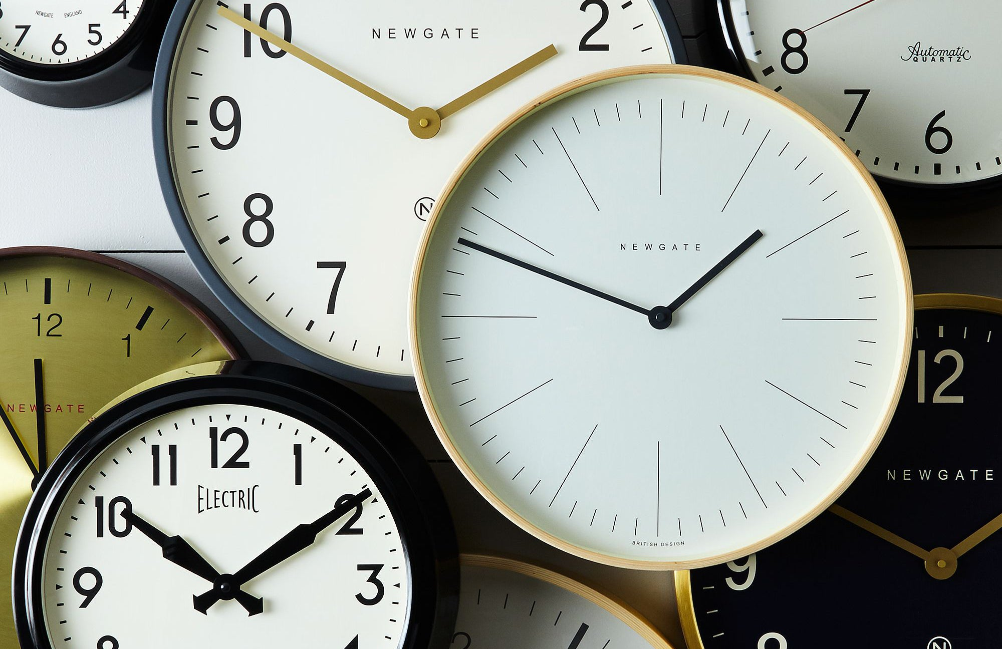 Newgate Clocks and Watches in the US
