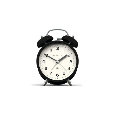 Black Charlie Echo alarm clock by Newgate World - CBM134K