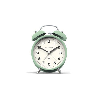 Neo Mint Charlie Echo alarm clock by Newgate World