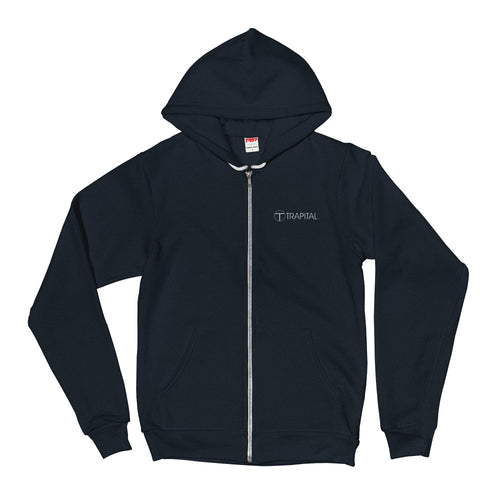 The Trapital Zip-Up