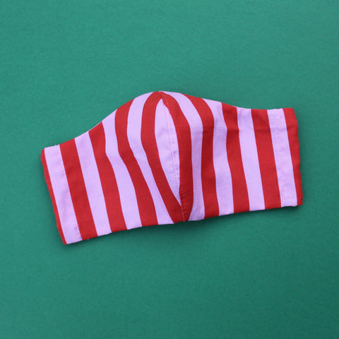 Candy Stripe - Face Covering