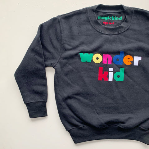 Child's WONDER Sweater