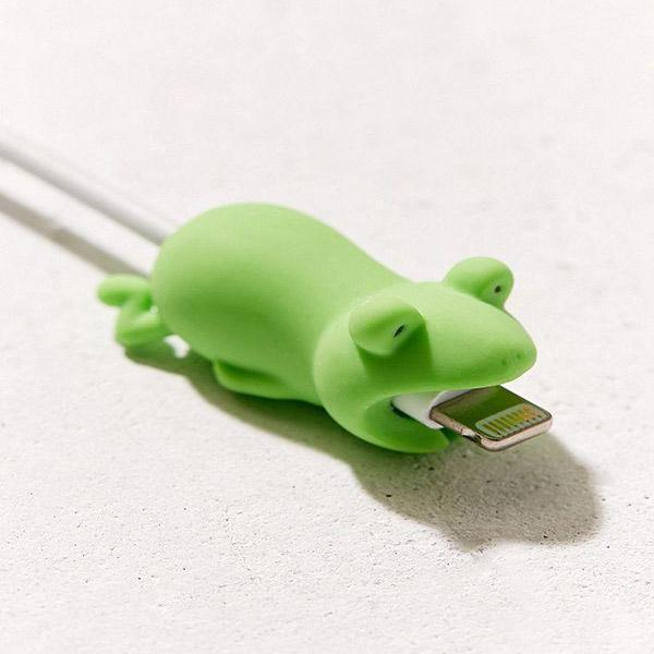 The Cute Animal Cable Protector Saver Phone Accessory (8pcs or more free shipping).