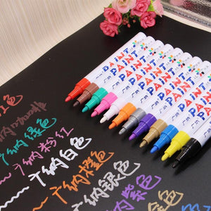 Buy 1 Free One--WATERPROOF TIRE PAINT PEN