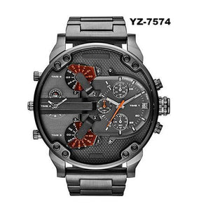 Men's Charm 2.0 Quartz Stainless Steel Chronograph Watch