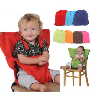 SecureFit Portable High Chair
