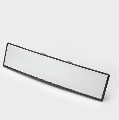 Widened Rearview Mirror