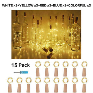 [Hot Selling]【Last day promotion. Only 3.95】BOTTLE LIGHTS