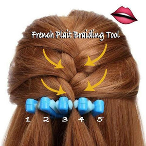 💋French Plait Braiding Tool