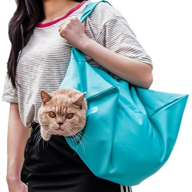 [BUY 2 FREE SHIPPING] Comfy Cat Travel Pouch