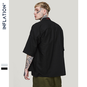 INF™ 2019 New  OverSize Short Men's Shirt