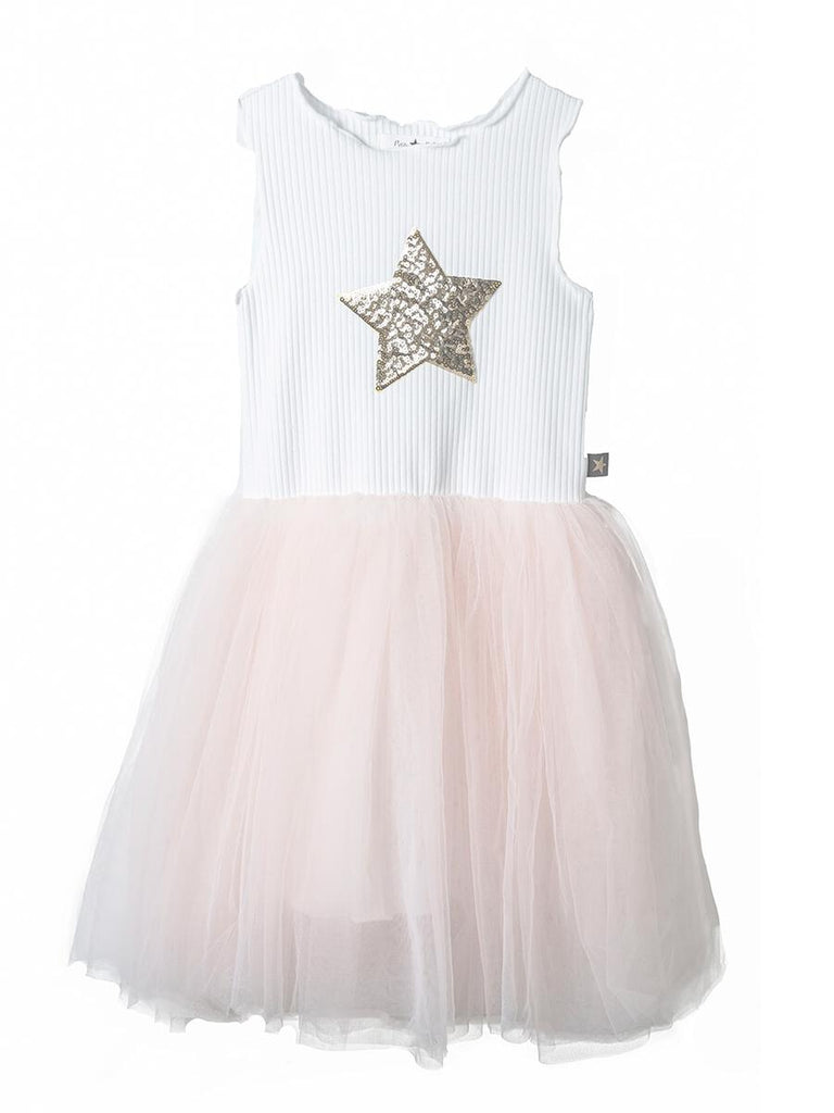 Petite Hailey Star Tutu Dress