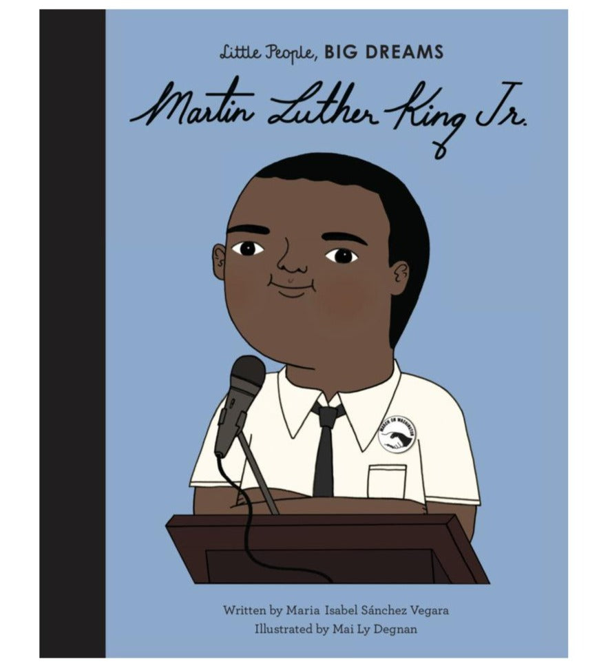 Little People, BIG DREAMS Book: Martin Luther King Jr.