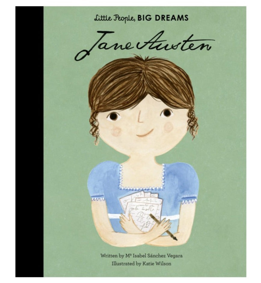Little People, BIG DREAMS Book: Jane Austen