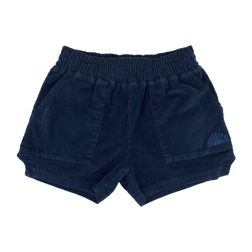 Tiny Whales Dad Shorts