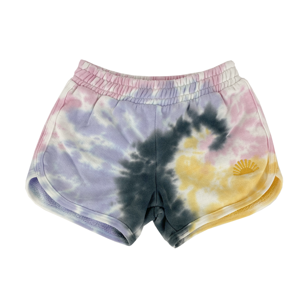 Tiny Whales Desert Night Dolphin Short