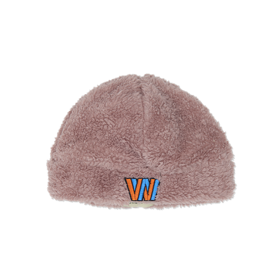 Fleece Hat - Mauve
