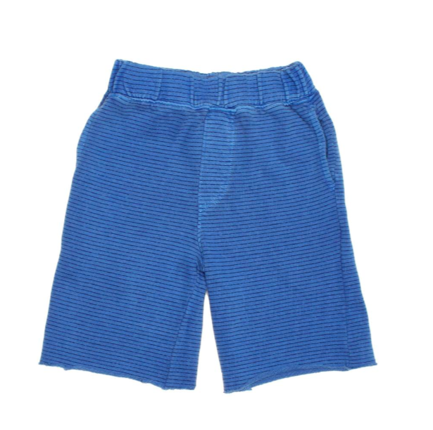 Mikey Stripe Shorts - Nautical Blue