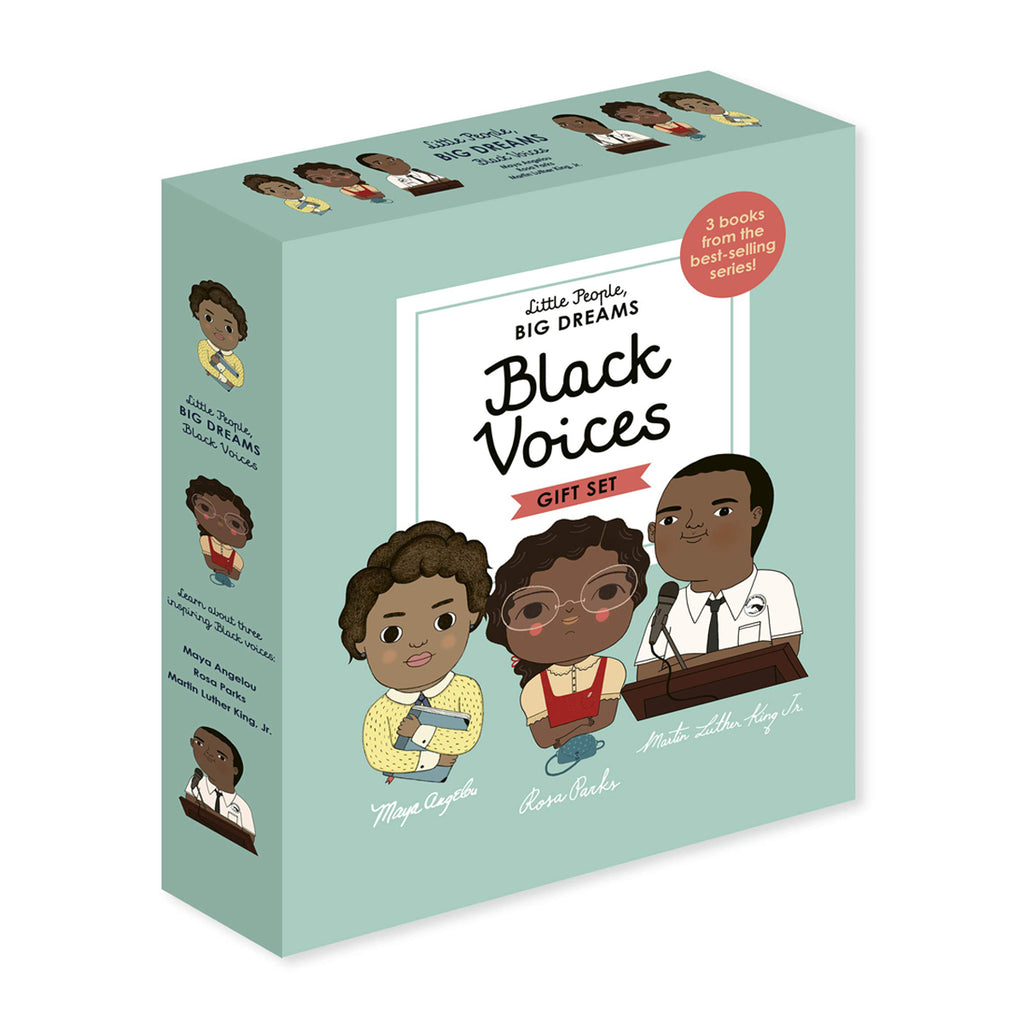 Black Voices Book Set
