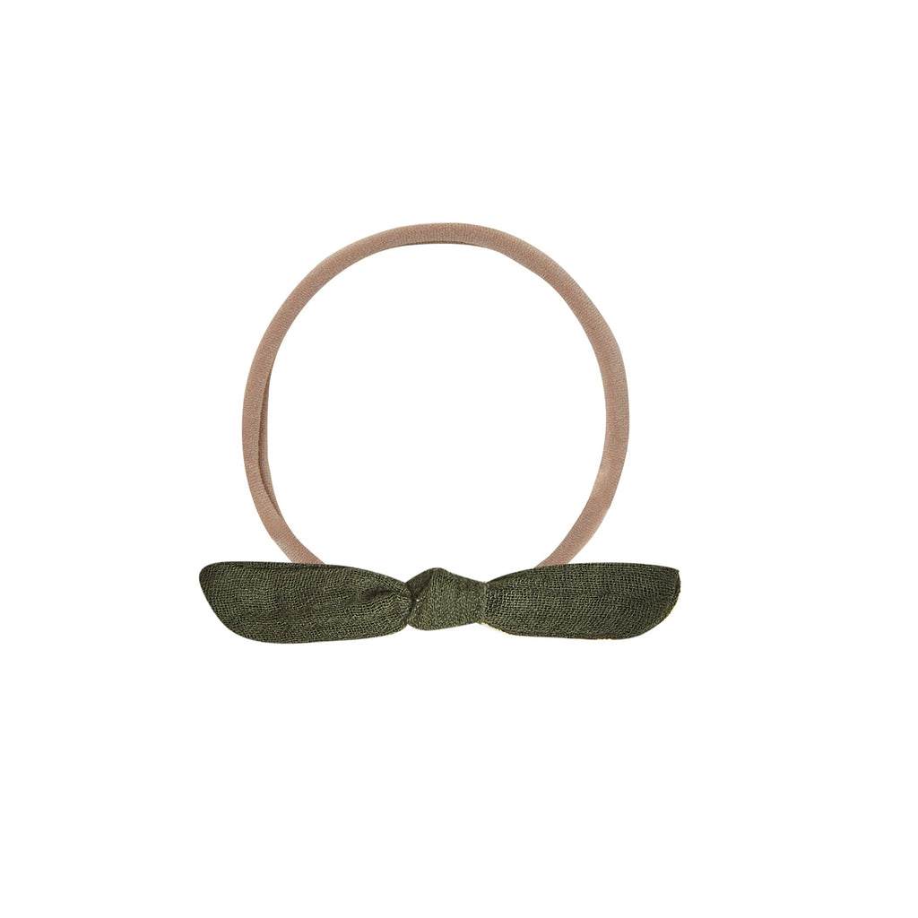 Little Knot Headband - Forest
