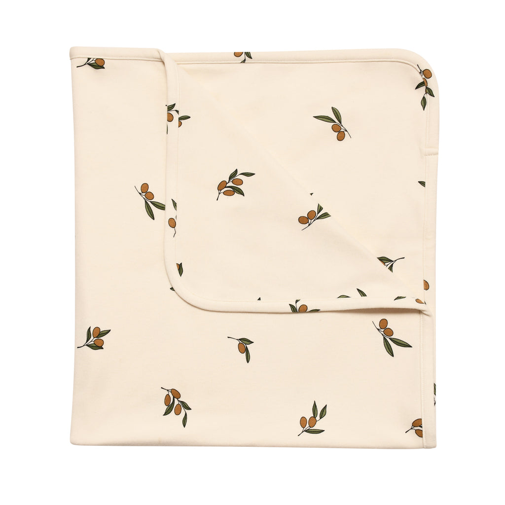 Organic Cotton Reversible Blanket