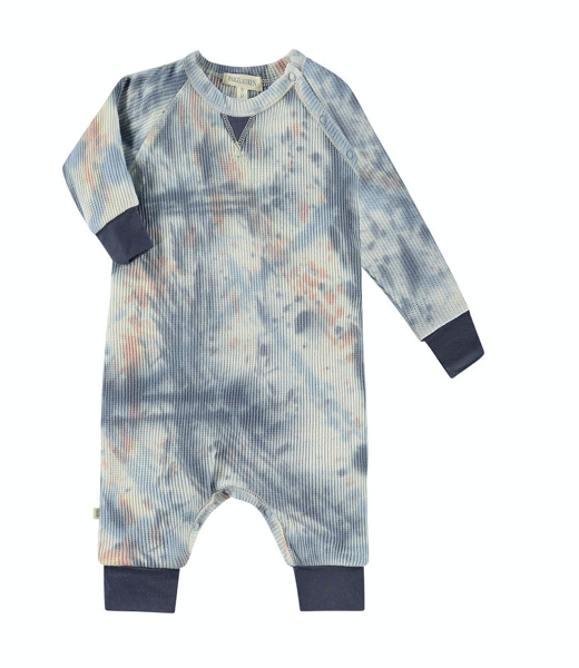 Paige Lauren Baby Thermal Splatter Coverall