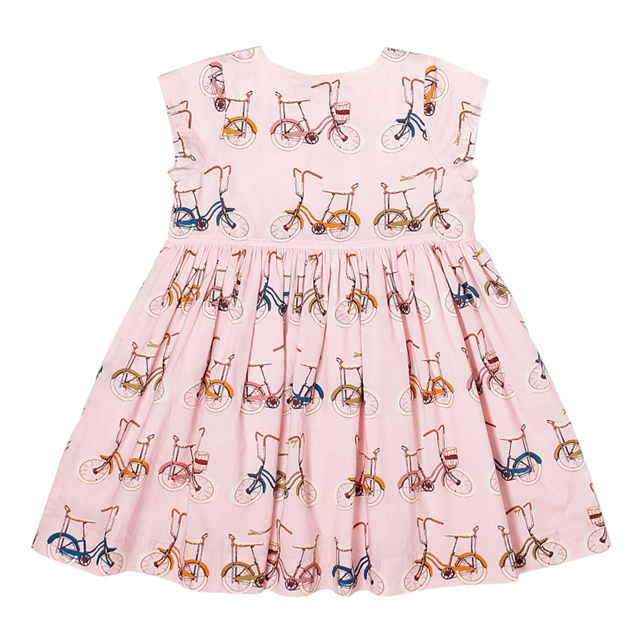 Pink Chicken Winnie Dress