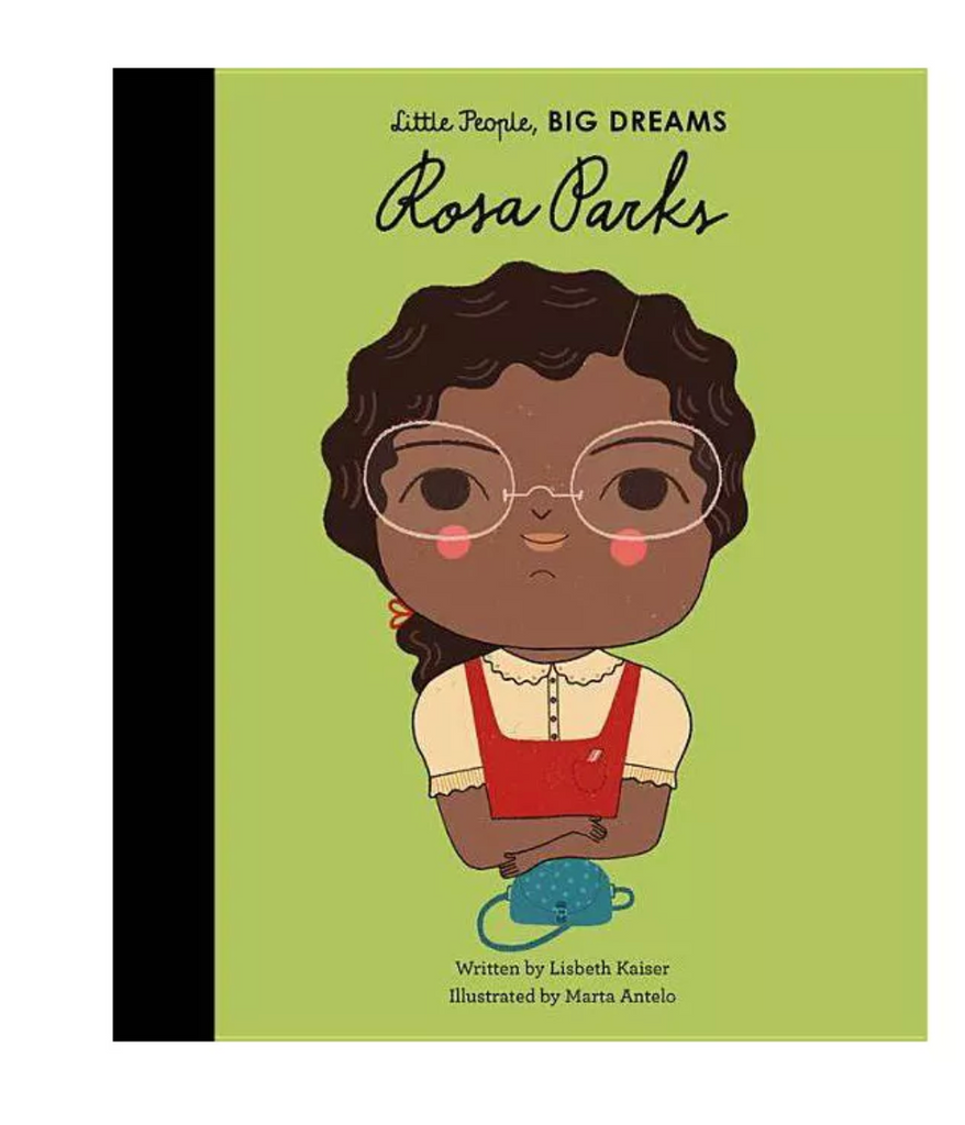 Little People, BIG DREAMS Book: Rosa Parks