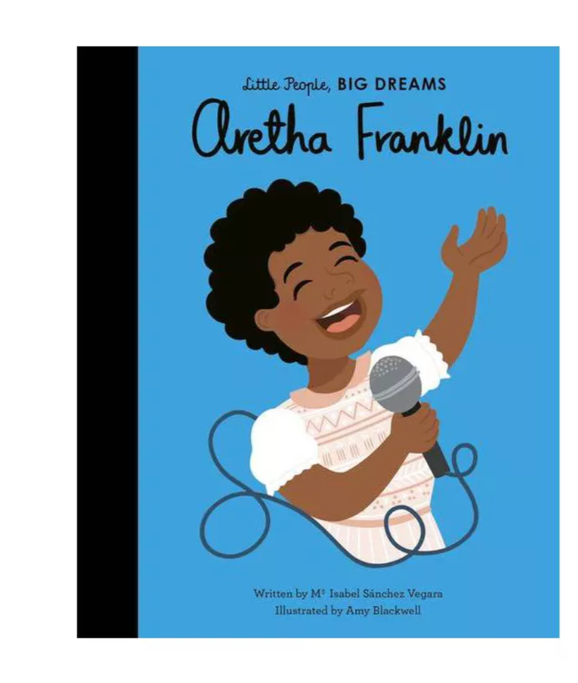 Little People/Big Dreams Book - Aretha Franklin