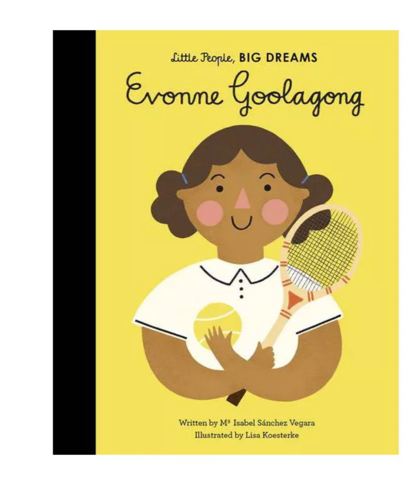 Little People, BIG DREAMS Book: Evonne Goolagong