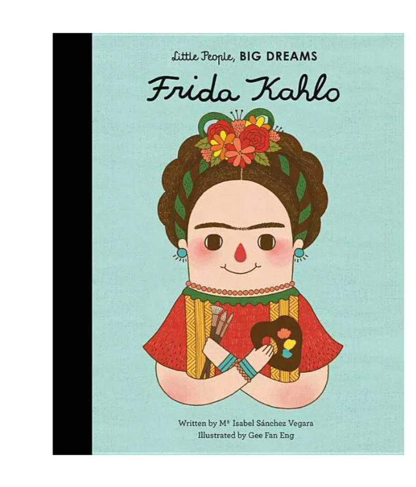 Little People, BIG DREAMS Book: Frida Kahlo