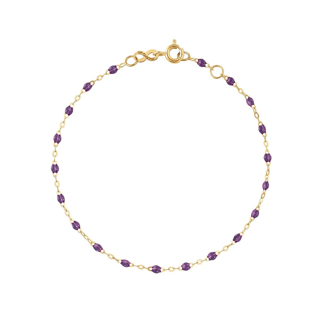 Gigi Classic Bracelet - Yellow Gold (more colors)